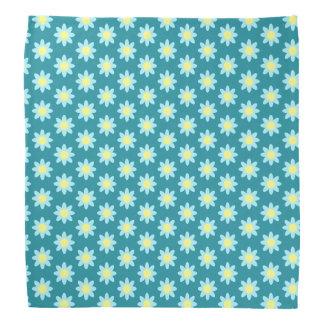 Blue Flower TP Bandanna
