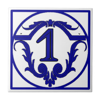 House Numbers Tiles House Numbers Decorative Tiles House