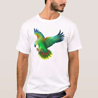 Blue Fronted Amazon Parrot T-Shirt