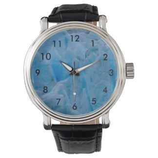 Blue Glacier Watch