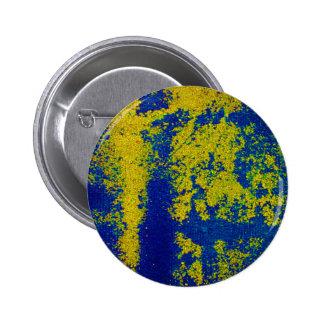 Blue Gold Button Buttons