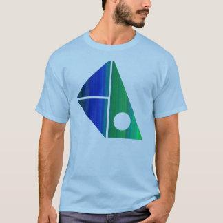 Blue/Green T-Shirt