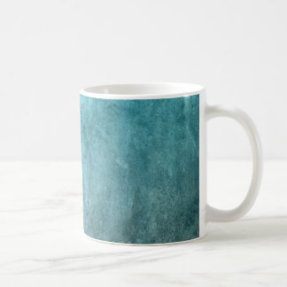 BLUE GRUNGE COFFEE MUG
