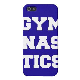 Blue Gymnastics iPhone Case iPhone 5 Cases