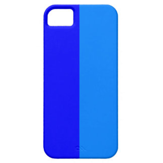 Blue Hues - STRIPES! Case For The iPhone 5