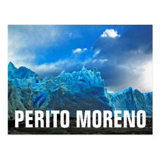 Blue Ice - Perito Moreno Postcard