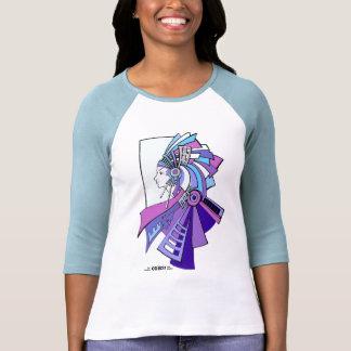 Blue Indian american inspiration T-Shirt