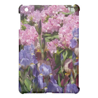 Blue Iris Pink iPad Mini Cover
