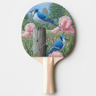 Blue Jays Ping Pong Paddle