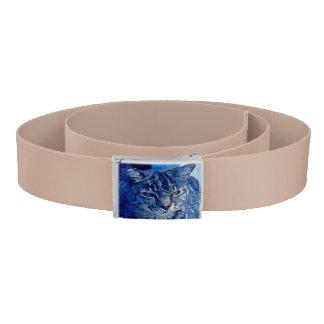 Blue Kitty Custom Belt All-Taupe