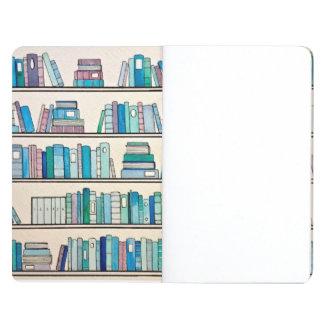 Blue Library Mini-Journal Journal