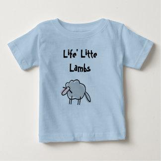 Blue  Life' Litte Lambs  Baby T-Shirt