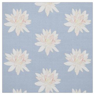 Blue Lily Print