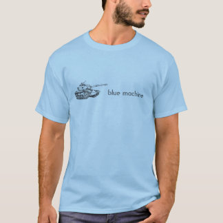 blue machine T-Shirt