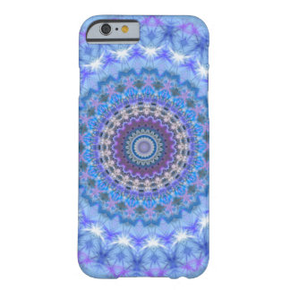 Blue Mandala iPhone 6 case Barely There iPhone 6 Case