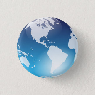 Blue Marble Button