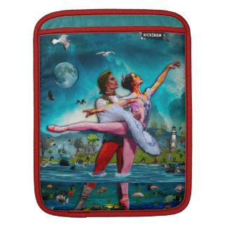 Blue Moon Ballet A Complete Fiction iPad Sleeve