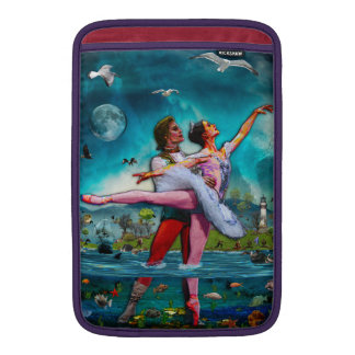 Blue Moon Ballet A Complete Fiction MacBook Sleeve