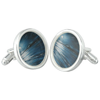 BLUE MOON CUFFLINKS