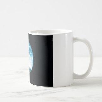 Blue Moon Of 2015 enhanced Basic White Mug