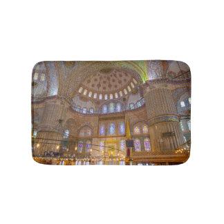 Blue Mosque in Istanbul Turkey Bath Mat