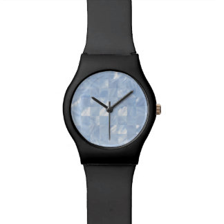 Blue Mother Of Pearl Natural White Dial Watches