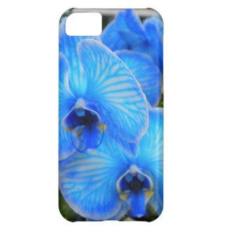 Blue Mystique Orchids iPhone 5 Case