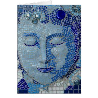 Blue Nymph Card