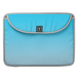 Blue Ombre MacBook Pro Sleeves