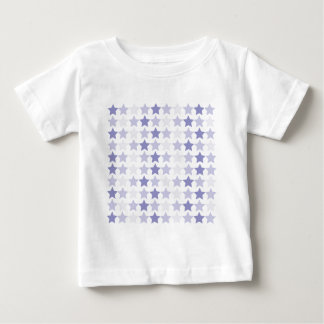 Blue Ombre Stars Baby T-Shirt