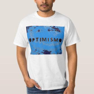 blue optimism shirts