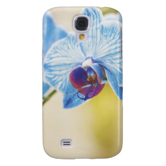 Blue Orchids Galaxy S4 Case