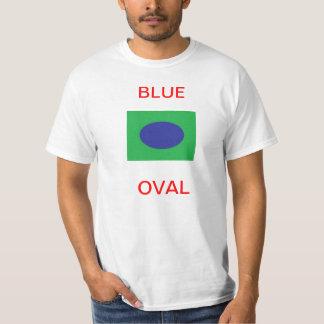 BLUE OVAL T-Shirt
