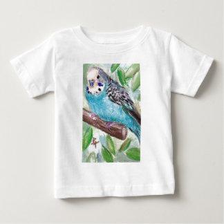 Blue Parakeet Infant Tshirt