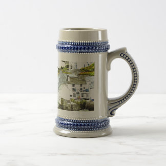 'Blue Peter Inn' Stein 18 Oz Beer Stein