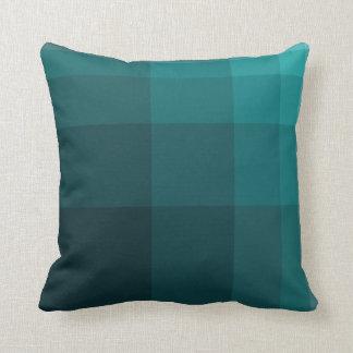 blue pillow rectangles