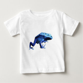 Blue Poison Dart Frog Tee Shirts