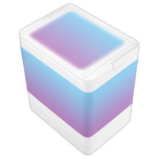 Blue & Purple Ombre Chilly Bin