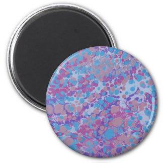 Blue/Purple Stone Magnet