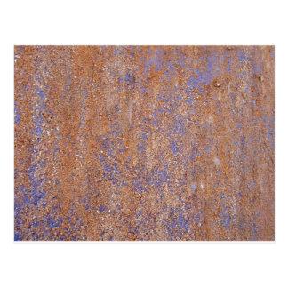 Blue Rust Postcards
