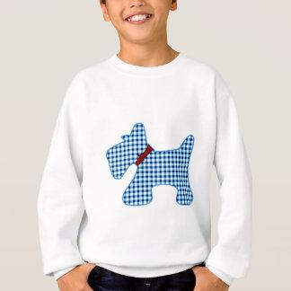 Blue Scottie Sweatshirt