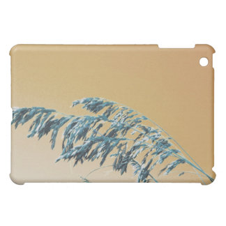 Blue Sea Oats Brown Orange sky picture iPad Mini Cover