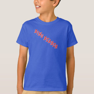 Blue Shirt Ringbearer