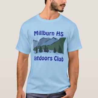 Blue Short Sleeve T-Shirt