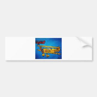 Blue Sky by Piliero Bumper Sticker