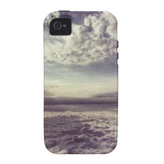 Blue sky iPhone 4 case