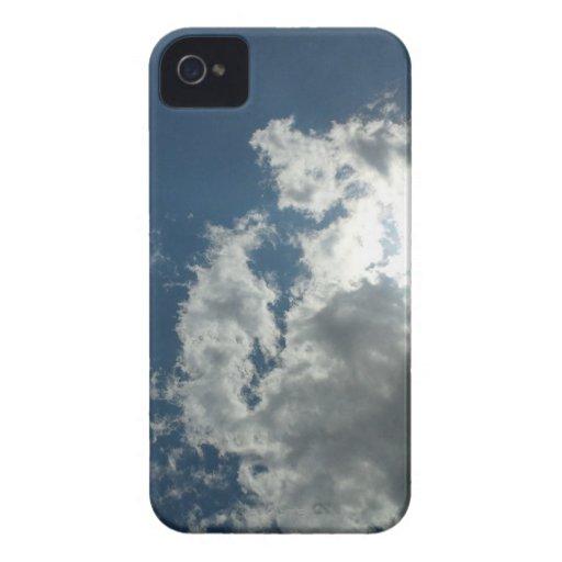 Blue Sky iPhone 4 Case-Mate Cases