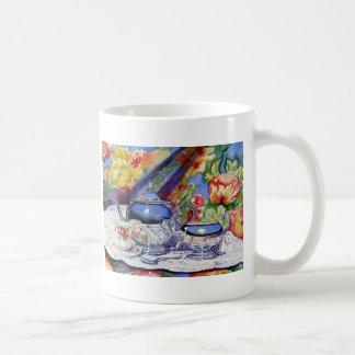 Blue Sky Tea Coffee Mug