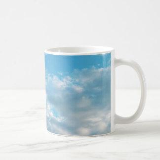 Blue Sky Themed 11 oz Classic Mug