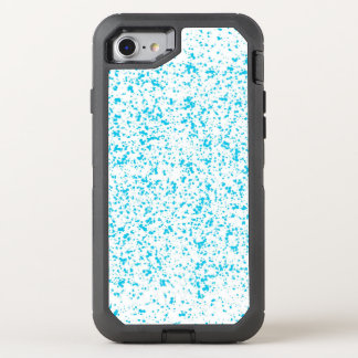 Blue Spotted Otterbox Case